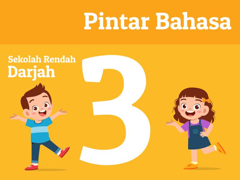 Pintar Bahasa Melayu Darjah 3
