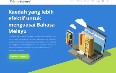 Official Full Launch of PintarBahasa.com